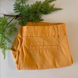 Orange ❤️Bermuda shorts